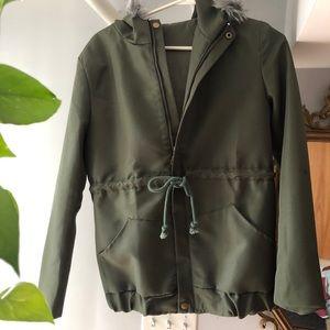 Futaba Sakura jacket